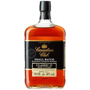 Canadian Club Classic Whisky 12 Jahre
